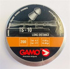 GAMO TS-10 4.5mm. 10.49Grain 200Adet